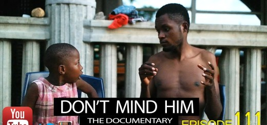 Video (skit): Mark Angel Comedy Episode 111 – Don't Mind Him (Emmanuella)