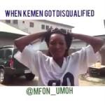 Video (skit): Mfon Umoh – When Kemen Got Disqualified