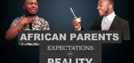 Video (Skit) : Samspedy – Arican Parents Expectations