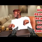 Video (skit): Samspedy – How People React To A Gun
