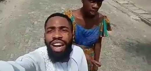 Video (skit): Woli Arole – Mad Over You Feat. Mama Felicia