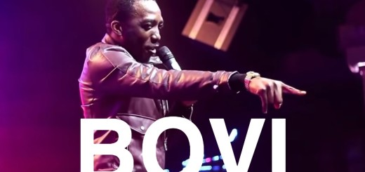 Video (Standup): Bovi Thrills The Crowd in Moscow