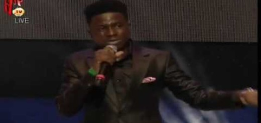 Video(Standup): Kenny Blaq Says Nigerian Artist Are Not Romantic at AY Live 2017