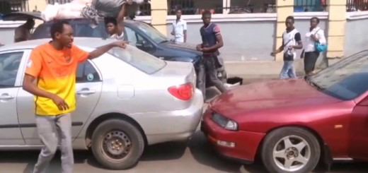 Video (Skit): Fish Entertainer – Road Rage (Male vs Female)