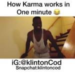 Video (Skit): Klinton Cod – Karma in The House