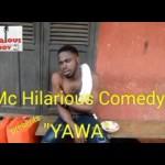 Video (skit): Mc Hilarious – Serious Matter