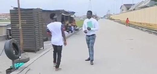 Video (skit): Romeo – Professional 419