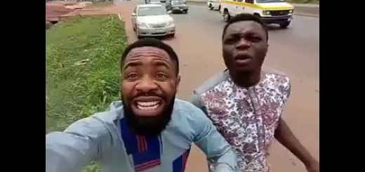 Video (skit): Woli Arole – On Banky W And Adesuwa's Wedding