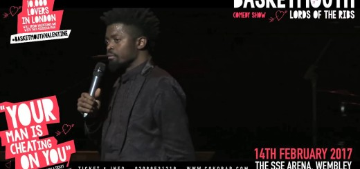 Video (Standup) : Basketmouth Talks About Men Whining on The Dance Floor