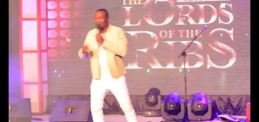 Video (standup): Buchi – Ghana Tour
