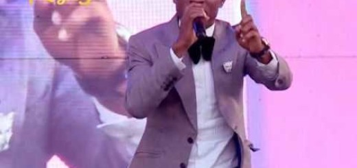 Video (Standup): Comedian Whale Mouth Comes For Kiss Daniel, Seyi Shay and Other Musicians