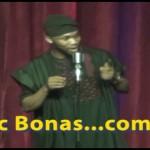 Video (standup): Mc Bonus – World Laughter Day 2017