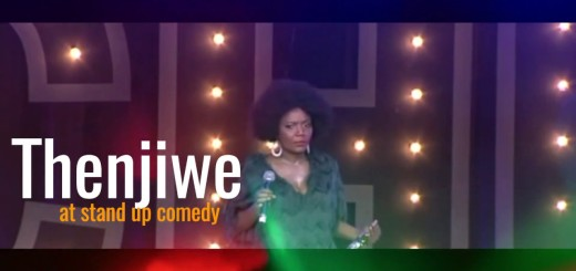 Video (Standup): Thenjiwe Thrills Audience With Her Jokes in South Africa