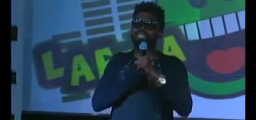 Video(Standup): Basketmouth Performs at Glo Laffta Fest Enugu 2017