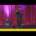 Video(Standup): Comedian Acapella Performs at Lagos at 50 Laughter Day