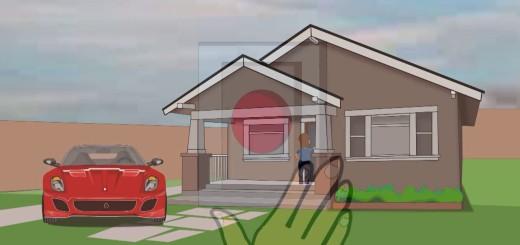 Video (Animation): Splendid TV – How a New Neighbor is Welcomed (America vs Nigeria)