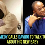 Video (Skit): Comedian SLKOMEDY Calls Davido to Talk to Him About His New Baby