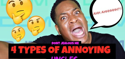 Video (Skit): Dont Jealous me – Four Types of Annoying Uncles