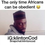 Video (Skit): Klinton Cod – The Only Time Africans Can be Obedient