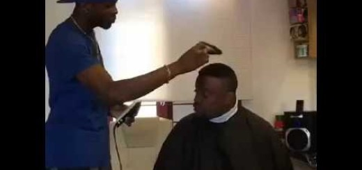 Video (skit): Okon – 10 Pound To Cut Your Hair In London