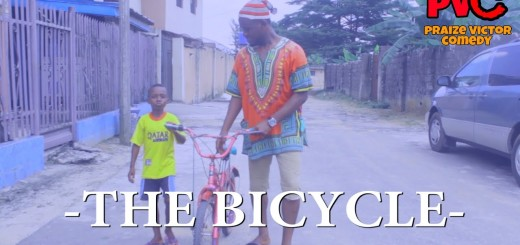 Video (Skit): Praize Victor Comedy – The Bicycle