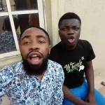 Video (skit): Woli Arole and Asiri – Thank God Evan The Kidnapper Has Been Captured