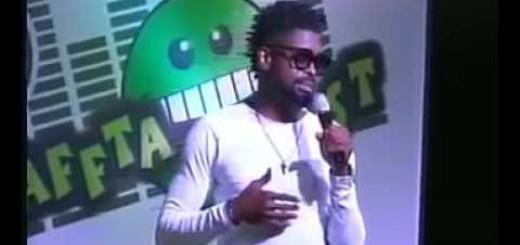 Video (standup): Basket Mouth – @ Glo Laffta Fest 2017 Owerri