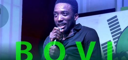 Video (standup): Bovi Performs in Benin at Glo Laftta Fest 2017