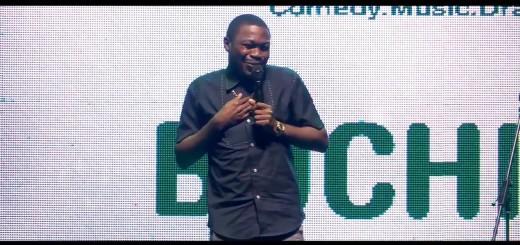 Video (standup): Buchi at Glo Laftta Fest 2015 Benin