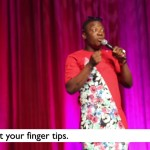 Video (standup): Comedian Bash – Lagos At 50