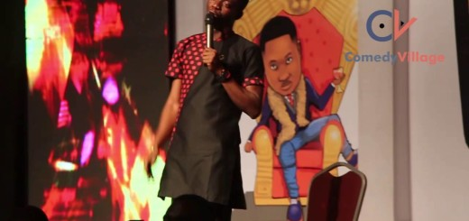 Video (standup): Destalker's Performance At Ajebo Unleashed 3.0