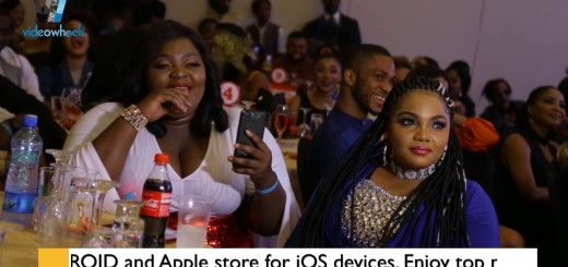 Video (standup): Funny Bone – At Ushbebe's YA DADI