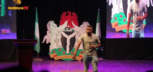 Video (Standup): Funny Bone Performs at Senator Most Distinguished