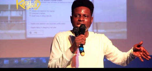 Video (Standup): Kenny Blaq Live In Italy With New Jokes