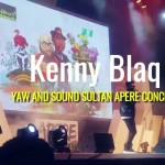 Video (Standup): Kenny Blaqs Performance at Yaw Apere Eko Hotel