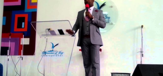 Video (standup): Okey Bakassi – The Revd