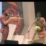 Video (standup): Woli Agba and Asiri – @ Eko Hotel, Apere Show.
