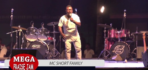 Video (Stanup): Laff Doctor, Mc Short Family and Other Comedians Thrill The Crowd at Mega Praise Jam